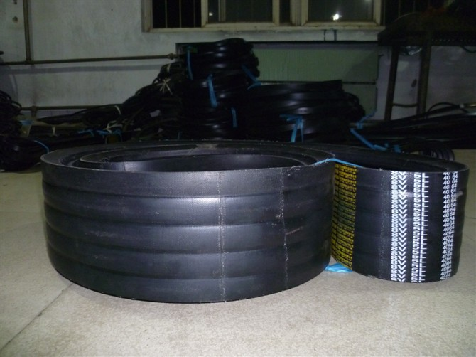 供应:8V联组带,25J联组带,ZV25J联组带,联组窄V带,橡胶联组窄V带