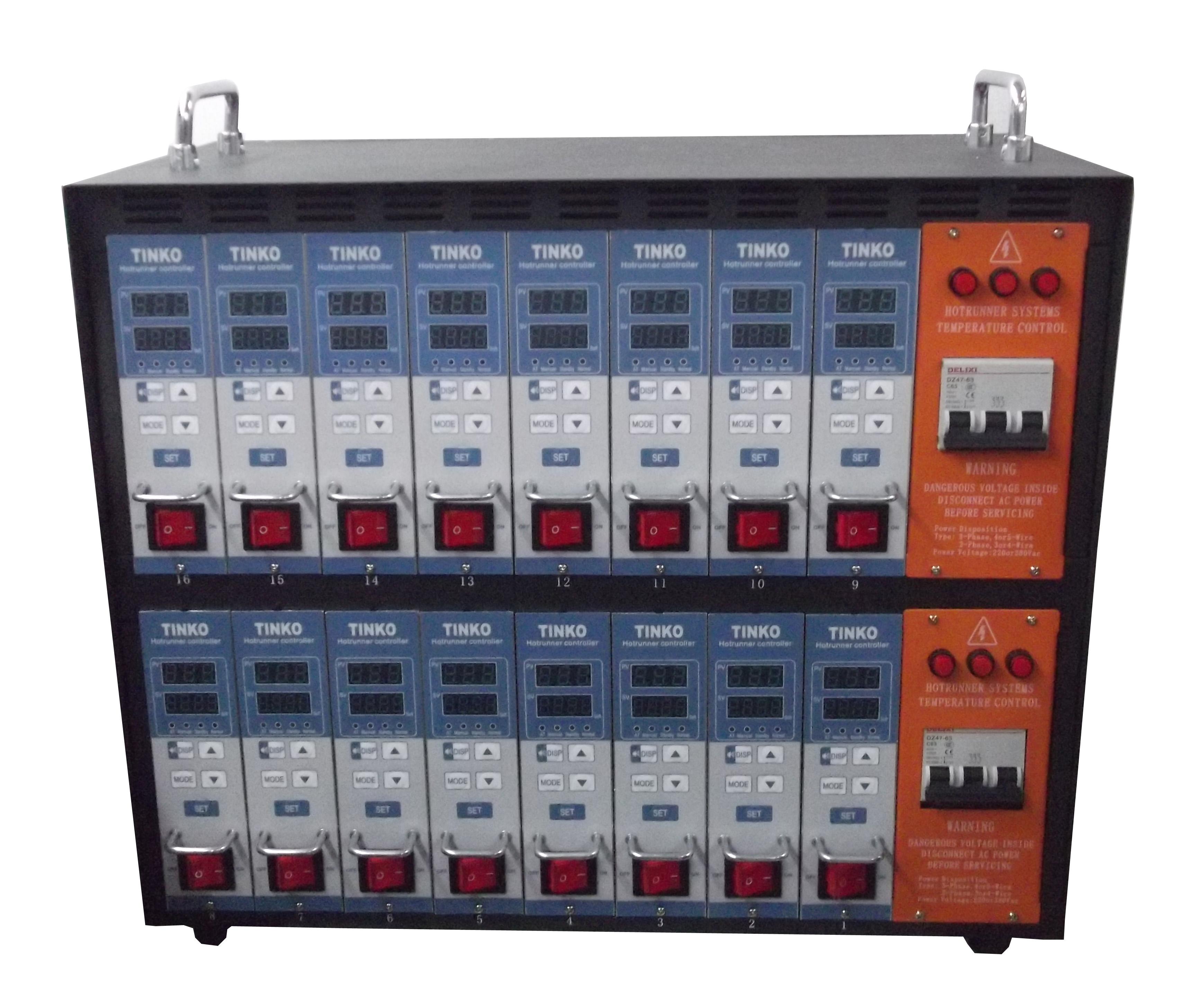 Tinko16组热流道温度控制箱