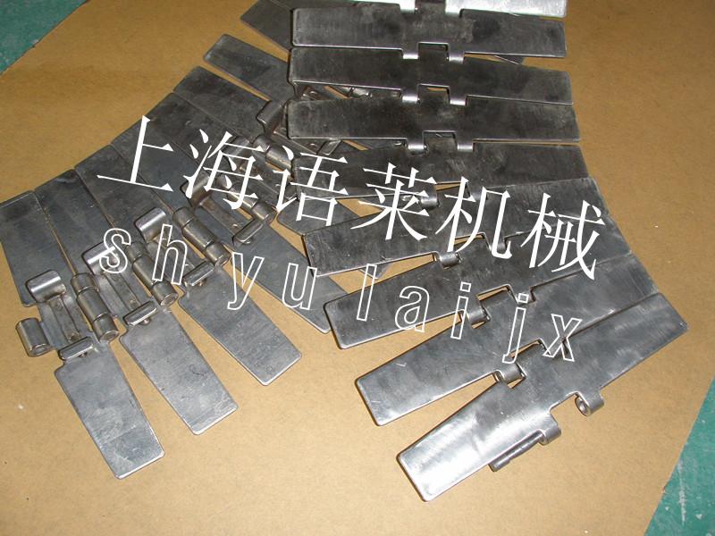 不锈钢转弯链板