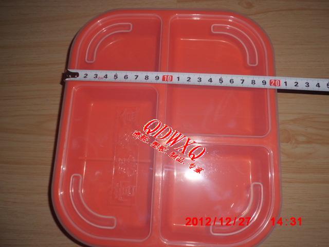 求购塑料饭盒、快餐盒、分格饭盒、三格四格五格饭盒、密胺餐具