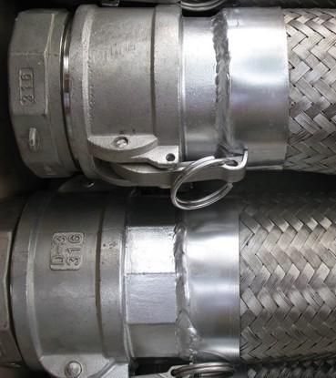 【法兰金属软管,高压金属软管,高温金属软管】