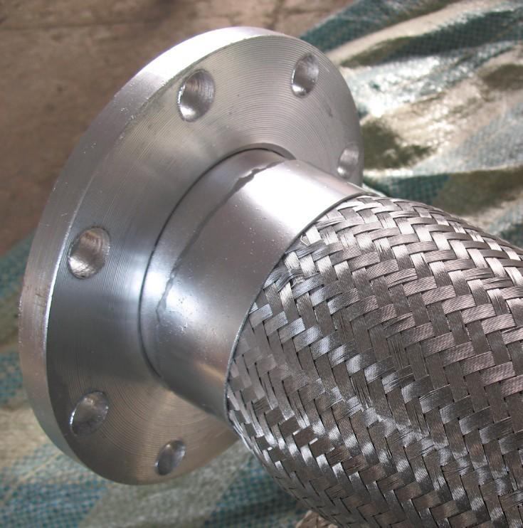 活动法兰金属软管,松套法兰金属软管,固定法兰金属软管