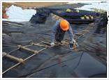 地下室复合土工膜防渗,土工膜焊接