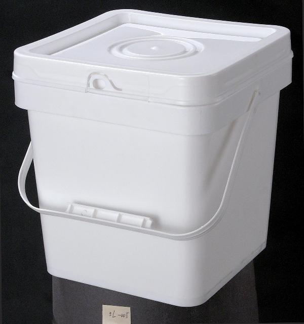 供应扬州徐州淮阴市连云港5L方桶5升塑料桶