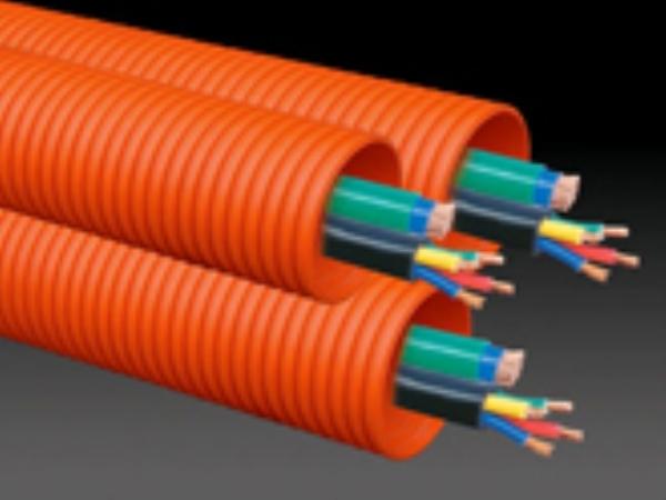 天津PE单壁波纹管PE穿线波纹管