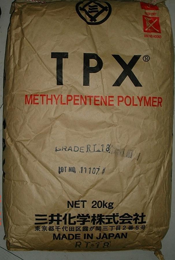 高结晶透明塑料TPX 日本三井化学 RT-18