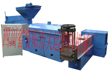 废旧塑料机械(DY120型)塑料颗粒造粒机