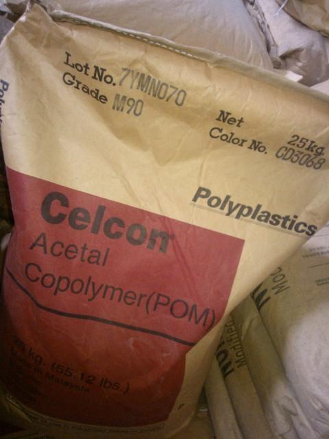 纤维级Celcon POM GC25TF 泰科纳