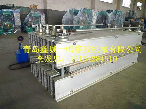 DLQ系列胶带硫化修补机
