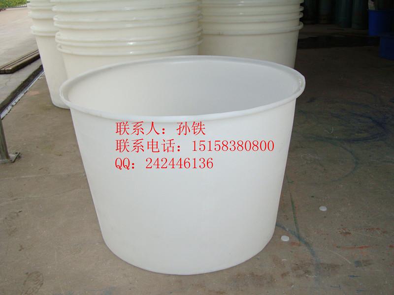 白城化工塑料大圆桶 白城敞口塑料搅拌桶