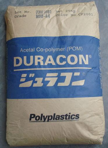 白色POM Duracon®GM-20低翘曲