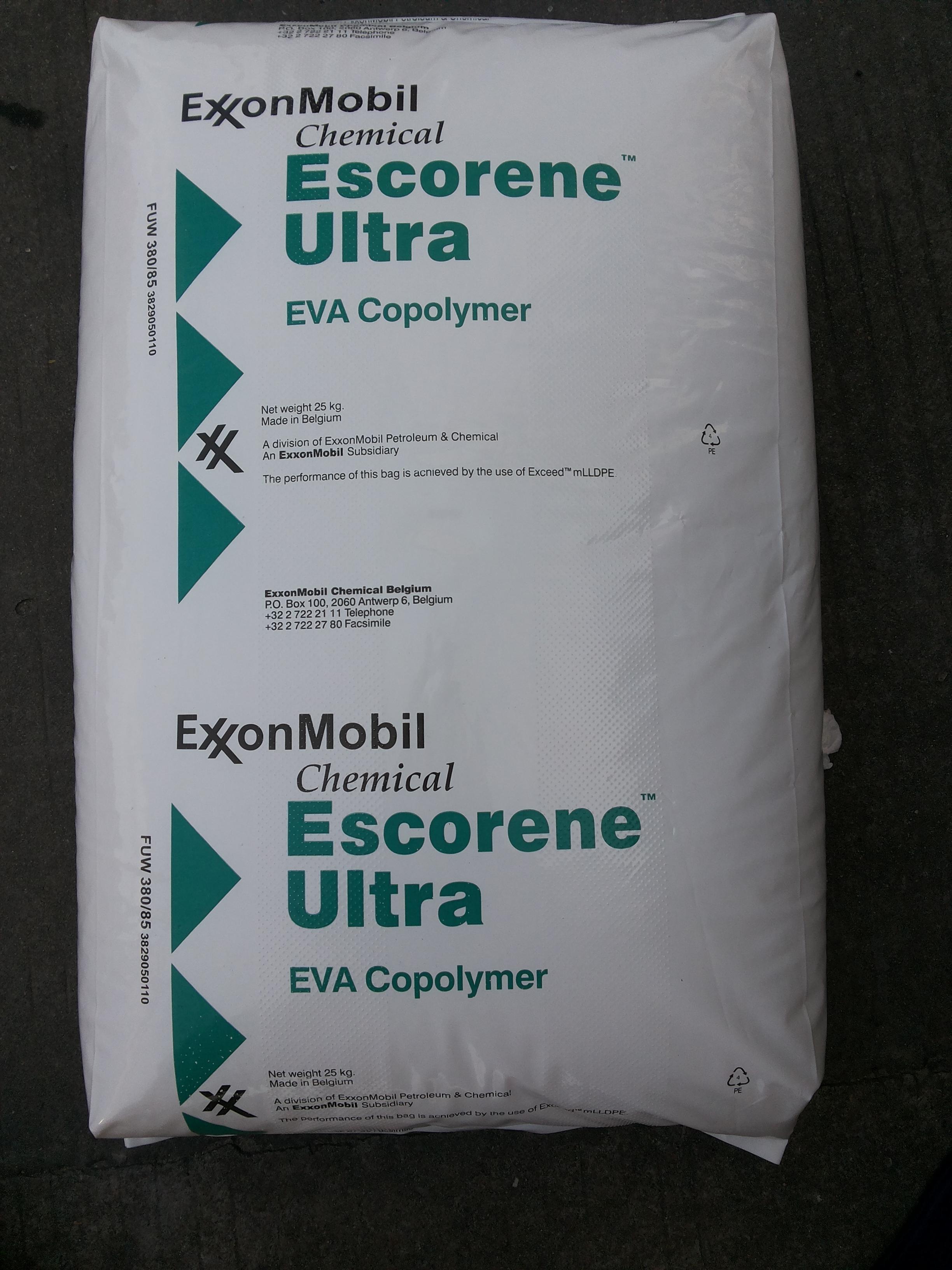 美国埃克森eva颗粒 醋酸乙烯共聚物 5540乙烯醋酸乙烯酯塑料颗粒
