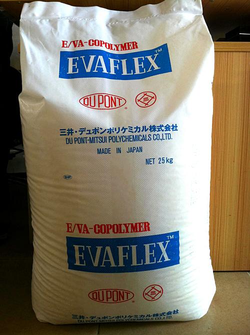 供应 热熔胶EVA日本三井聚合250 装订胶高粘性胶原料