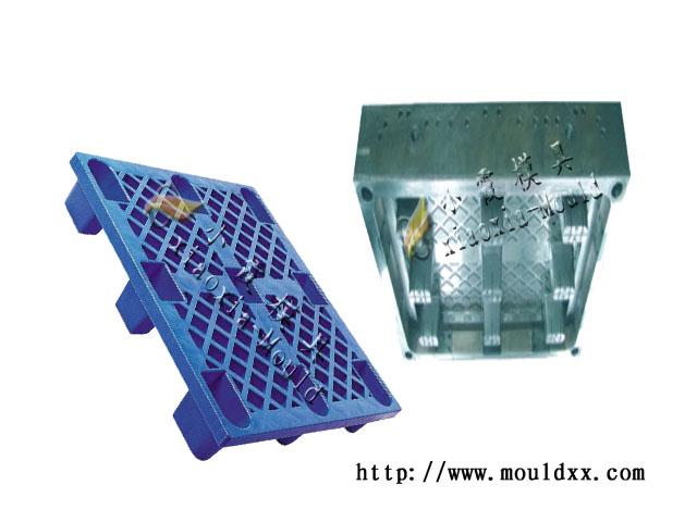 标准2米加厚塑料叉车托盘模具