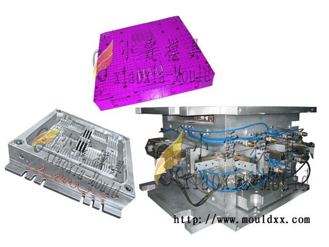 浙江模具九角托盘塑料模具