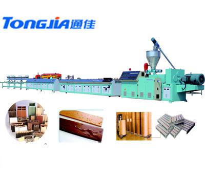 塑料机械-塑木设备供应