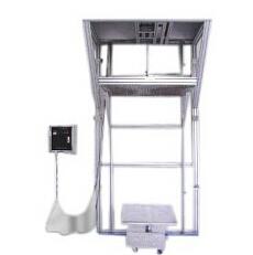 汇中测控垂直滴水试验装置,防滴水试验装置,IP防水检测设备,防喷水试验装置