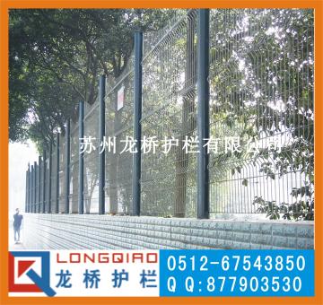 无锡护栏网无锡小区护栏网无锡厂区围栏网龙桥护栏厂专业订制