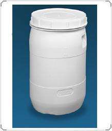 40升白色圆形塑料燃料桶