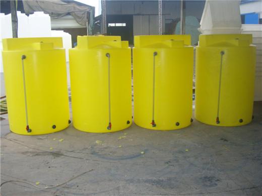 襄樊1吨加药箱可配搅拌机 PE材质