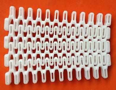 转弯型塑料链板
