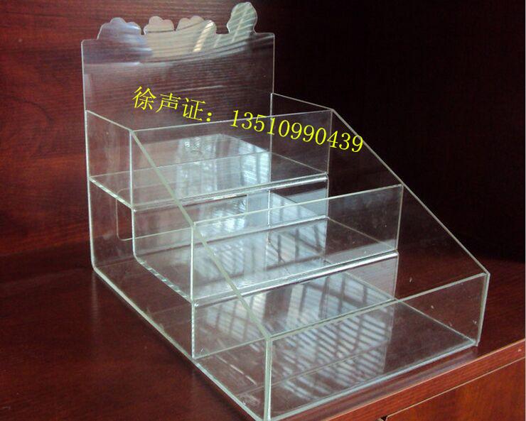 供应亚克力食品盒 有机玻璃盒子