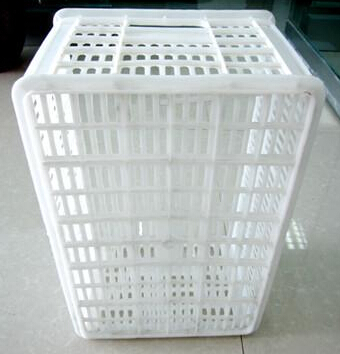 白色塑料筐子价格_供应白色塑料筐子厂家