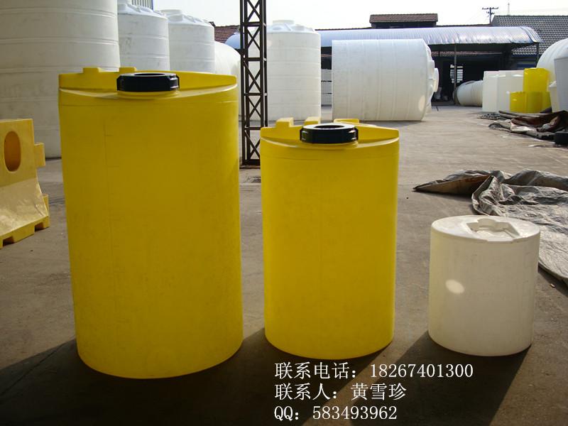 泰安2000升PE加药桶配多大搅拌机多少钱一套