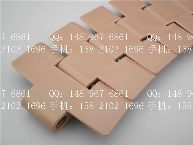 塑料链板厂家 820塑料链板优惠 POM转弯塑料链板价格