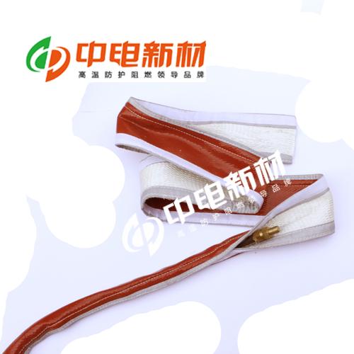 拆装方便 剖分式电缆 软管保护硅胶管