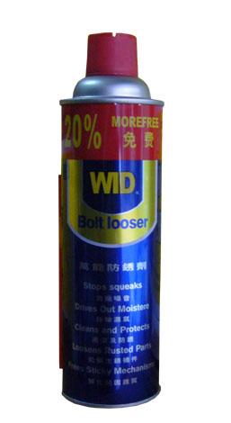超级防锈润滑剂WID万能防锈润滑剂WID干性防锈剂