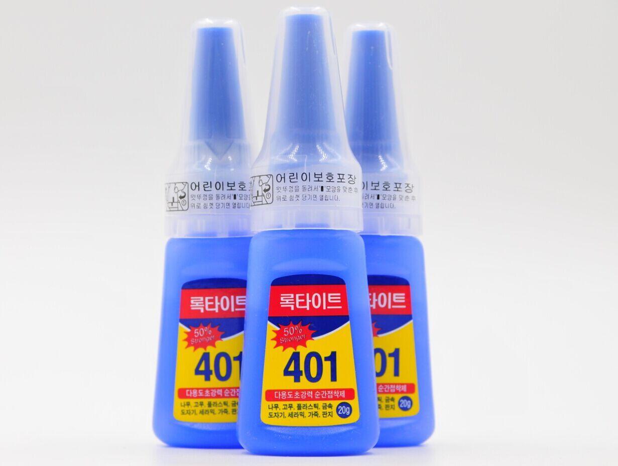 韩国乐泰401胶水,401胶水