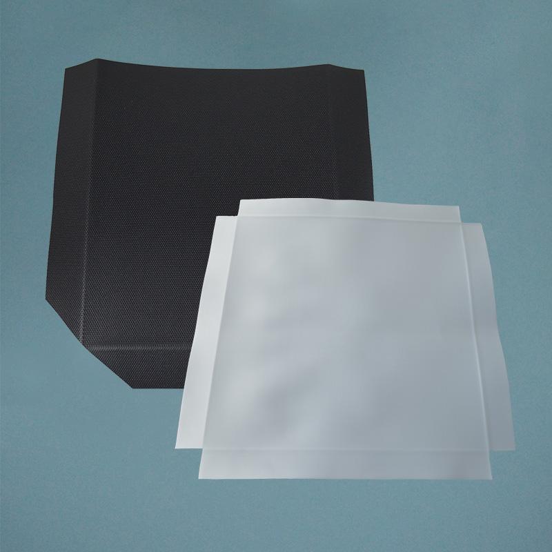 供应环保防潮塑料滑托板 厂家专业生产黑白滑托板HDPE材质