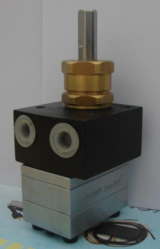 盈晖YH静电油漆泵