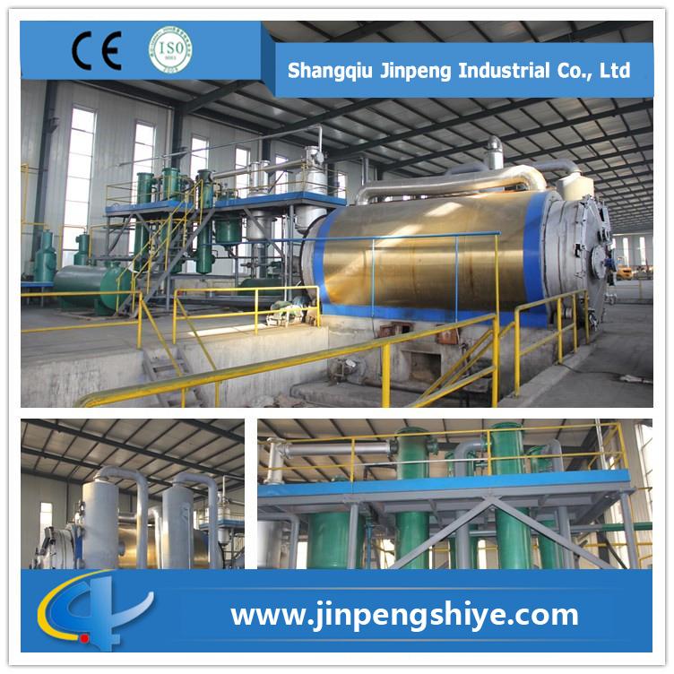 金蓬环保炼油一体机 炼化设备