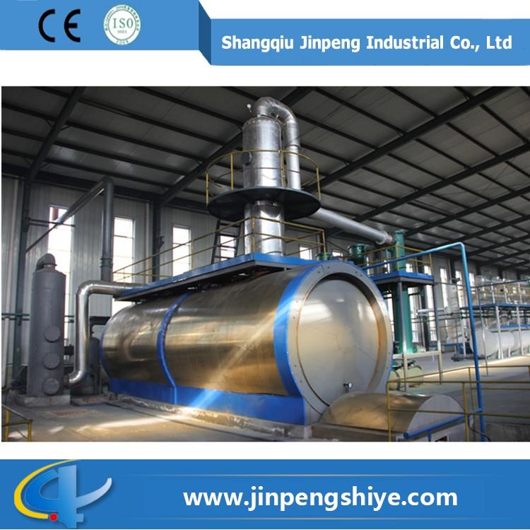 环保废机油提炼设备环保炼化设备