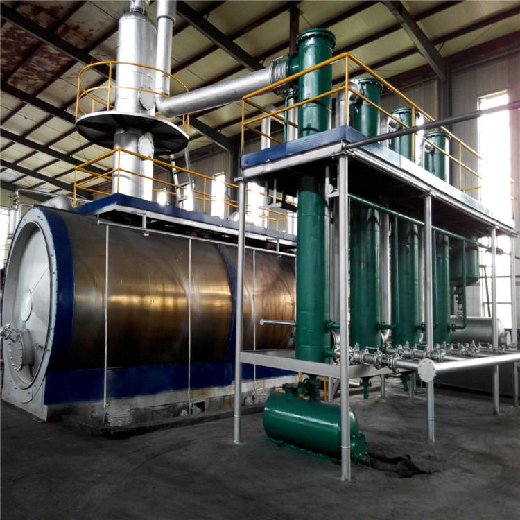 环保废机油提炼设备 环保炼化设备 蒸馏设备