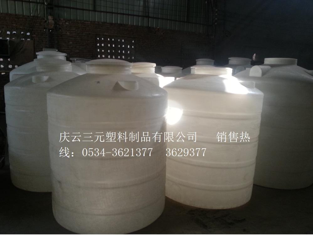 4立方塑料桶 4吨塑料储罐 4000升塑料桶 4000塑料桶