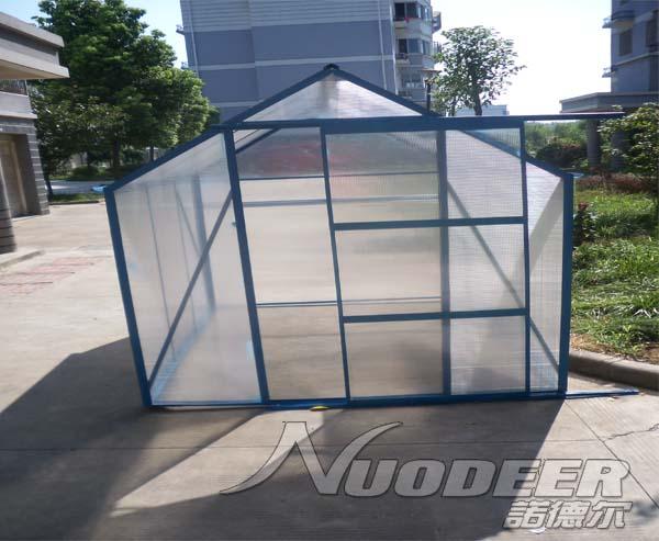 耐力板阳光花房墙体 耐力板抗老化、透光度高