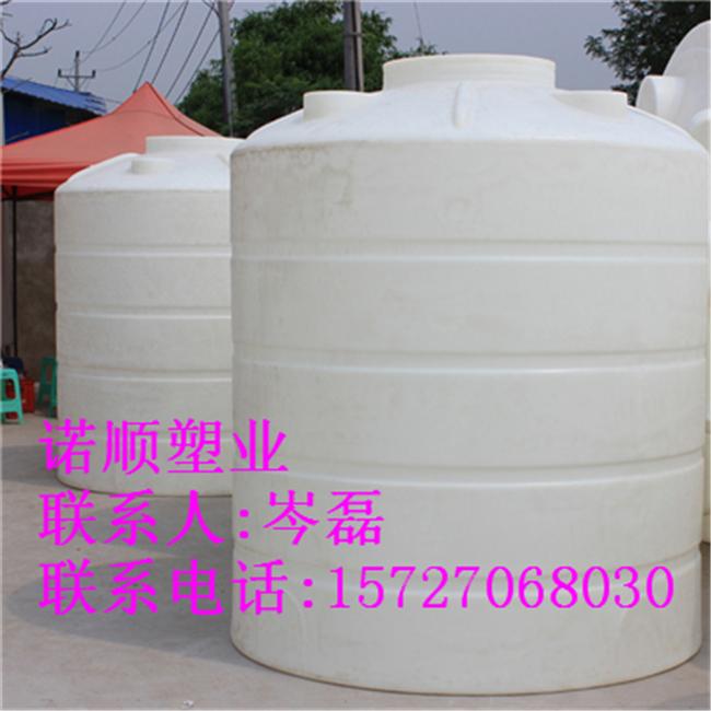 5吨塑料水塔 农村专用塑料储水罐