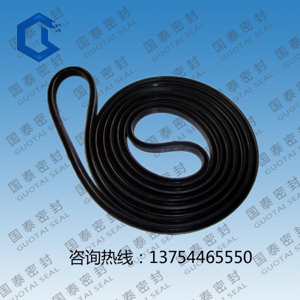 加工制作FPM橡胶垫片 氟橡胶垫圈  氟橡胶条国标