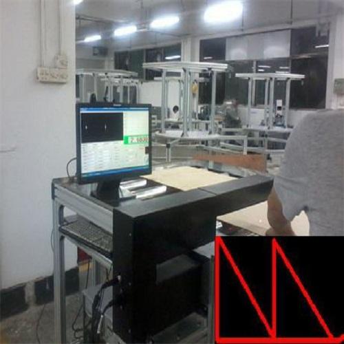 凤鸣亮塑料纤维薄膜激光在线测厚仪无纺织软质材料非接触测厚仪
