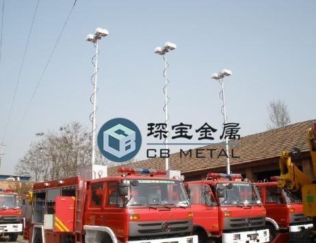 琛宝CZ-043车载应急升降照明设备 厂家直销 价格实惠 可定制