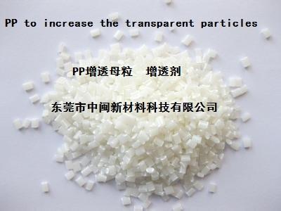 增透母粒,PP增透母粒,食品级增透剂,增透剂,成核剂