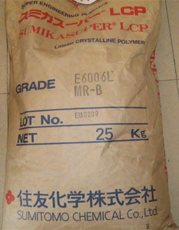 SUMIKASUPER LCP E6710 玻纤增强 低粘度