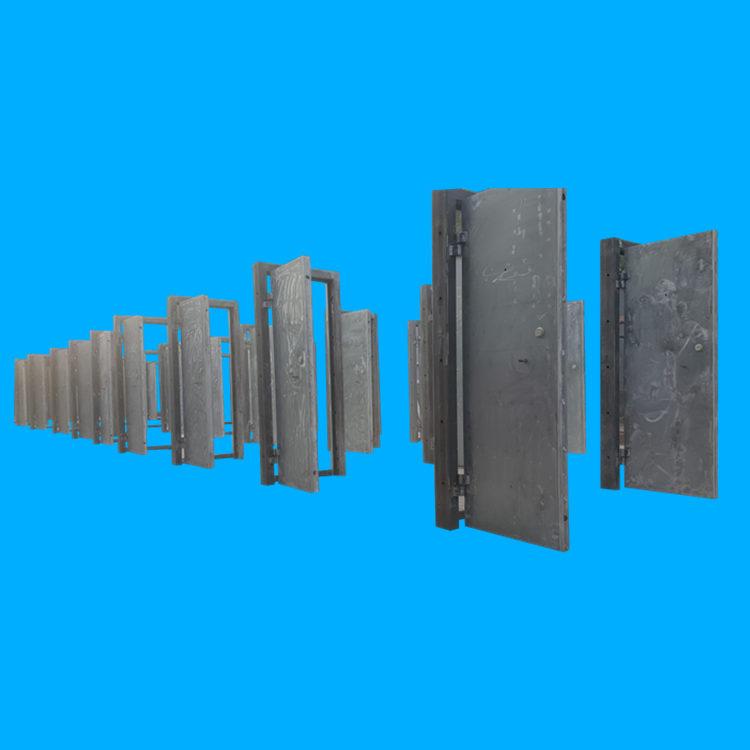 河北防爆门厂家,防爆防弹门,尺寸定做,免费安装设计