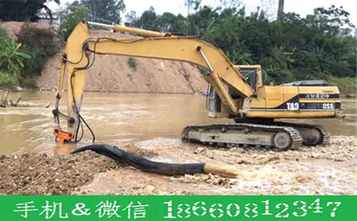 液压吸沙泵、液压吸砂泵价格、挖机液压吸沙泵厂家