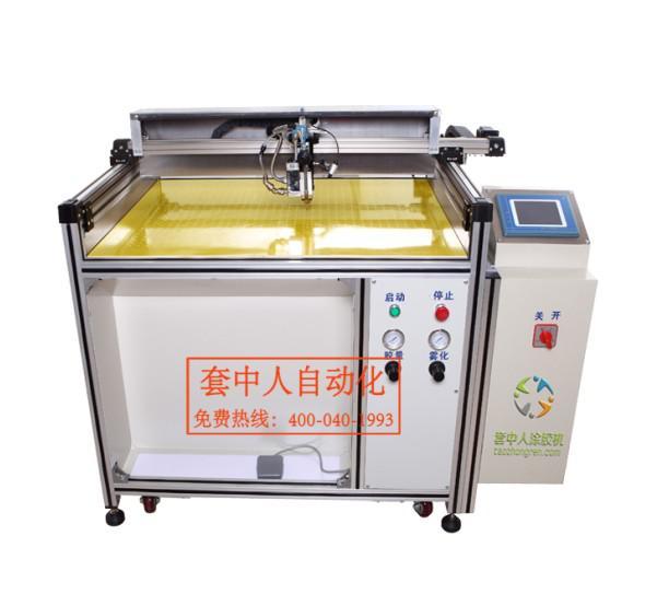 包装袋热熔胶机TZR288R、智能热熔胶机、热熔胶涂胶机、热熔胶点胶机、热熔胶机厂家