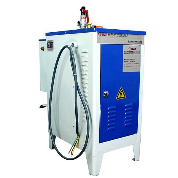 供应张家港尚亿 中小型电热蒸汽锅炉配套贴标机械