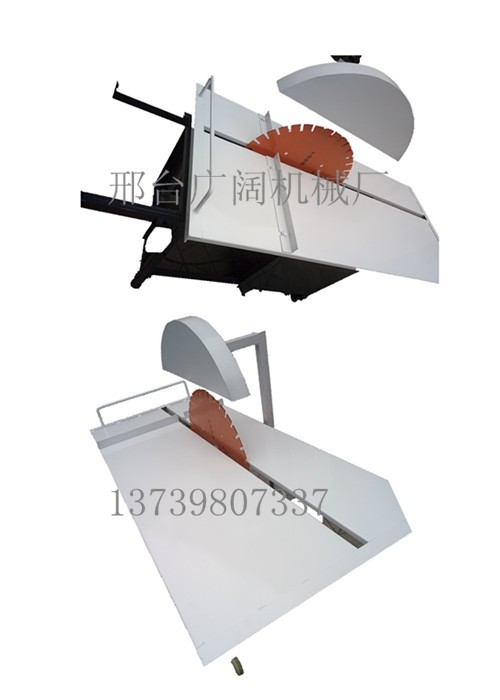 新型加气块砖切割机 泡沫砖切割机 切砖机厂家供应
